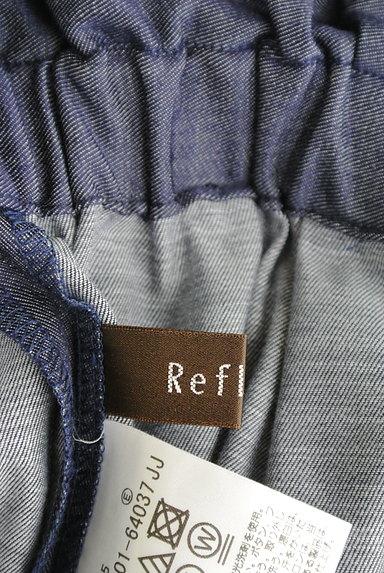 Reflect(リフレクト)の古着「タックフレアミモレ丈パンツ(パンツ)」大画像6へ