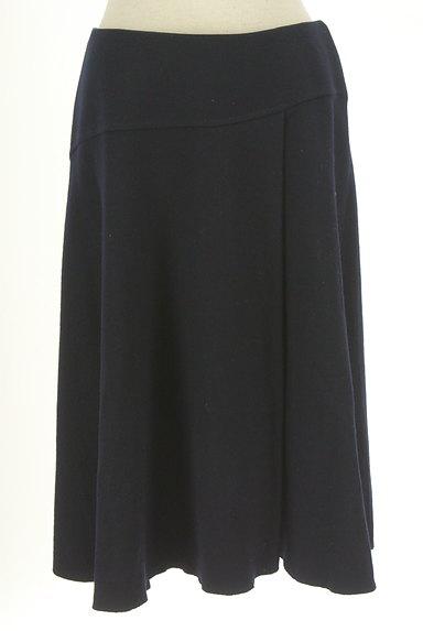 UNTITLED(アンタイトル)の古着「膝下丈フレアウールスカート(スカート)」大画像1へ
