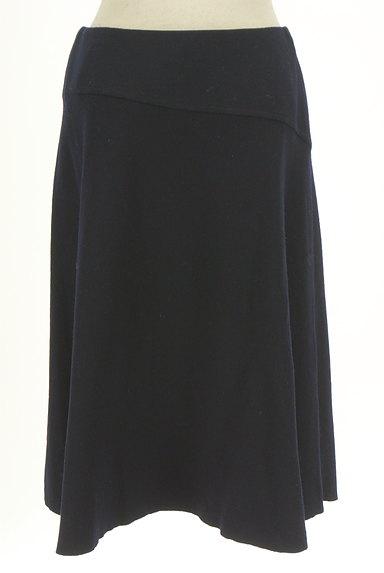 UNTITLED(アンタイトル)の古着「膝下丈フレアウールスカート(スカート)」大画像2へ