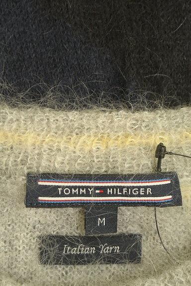 TOMMY HILFIGER(トミーヒルフィガー)の古着「カラフルアルパカニット(ニット)」大画像6へ