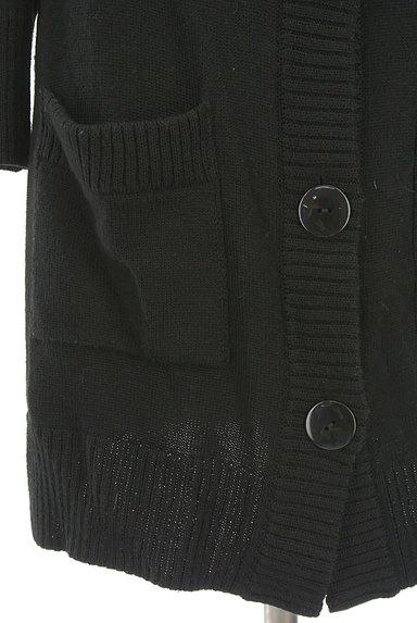 Reflect(リフレクト)の古着「ウエストリボンニットカーディガン(カーディガン・ボレロ)」大画像5へ