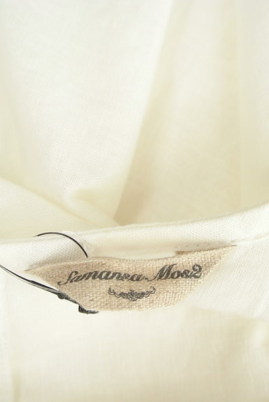 SM2(サマンサモスモス)の古着「バテンレースロングワンピース(ワンピース・チュニック)」大画像6へ