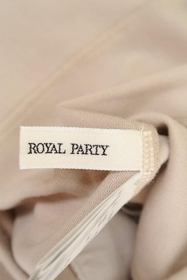 ROYAL PARTY(ロイヤルパーティ)の古着「シャツドッキングカットソー(カットソー・プルオーバー)」大画像6へ