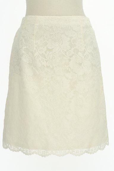 MERCURYDUO(マーキュリーデュオ)の古着「スカラップ総刺繍レーススカート(スカート)」大画像1へ