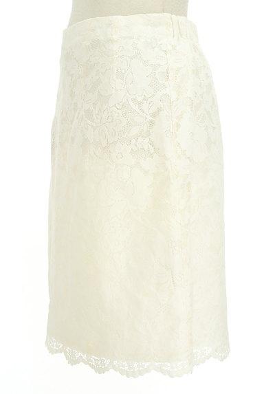 MERCURYDUO(マーキュリーデュオ)の古着「スカラップ総刺繍レーススカート(スカート)」大画像3へ