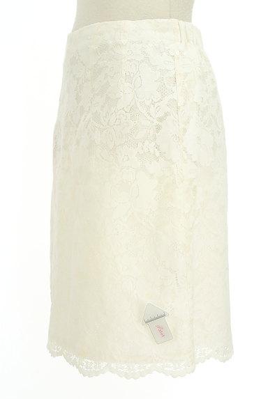MERCURYDUO(マーキュリーデュオ)の古着「スカラップ総刺繍レーススカート(スカート)」大画像4へ