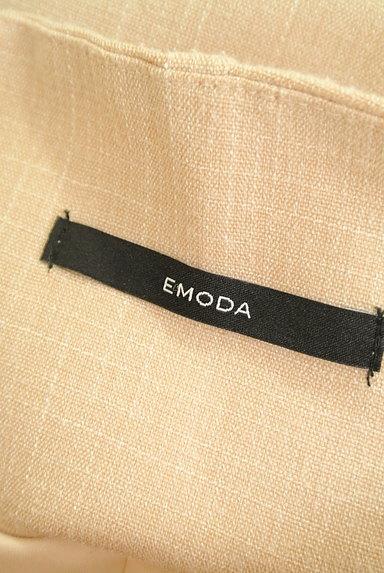 EMODA(エモダ)の古着「ドロストワイドナチュラルパンツ(パンツ)」大画像6へ