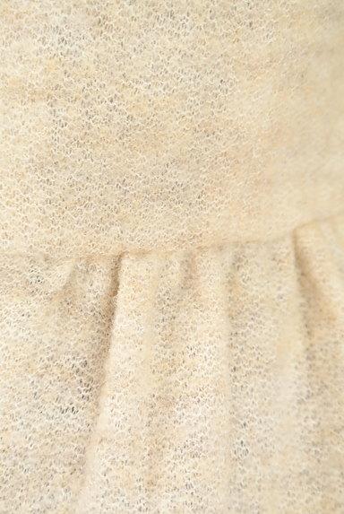 GRAND TABLE(グランターブル)の古着「ペプラムコンパクトニット(ニット)」大画像5へ