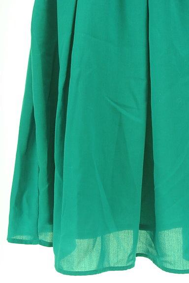 31 Sons de mode(トランテアン ソン ドゥ モード)の古着「カラータックフレアスカート(スカート)」大画像5へ
