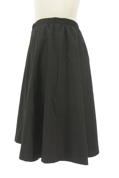 Feroux(フェルゥ)の古着「ウエストリボンミディ丈フレアスカート(スカート)」大画像3へ