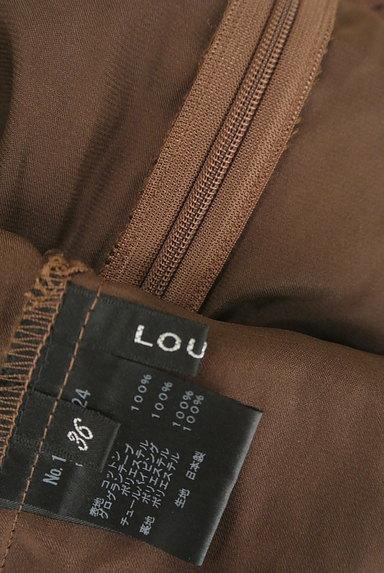 LOUNIE(ルーニィ)の古着「タイト刺繍ミモレスカート(ロングスカート・マキシスカート)」大画像6へ