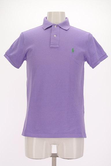 Polo Ralph Lauren(ポロラルフローレン)の古着「ワンポイントポロシャツ(ポロシャツ)」大画像1へ