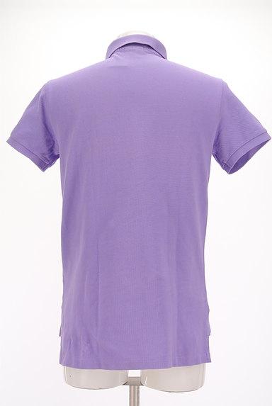 Polo Ralph Lauren(ポロラルフローレン)の古着「ワンポイントポロシャツ(ポロシャツ)」大画像2へ