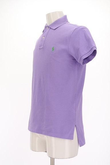 Polo Ralph Lauren(ポロラルフローレン)の古着「ワンポイントポロシャツ(ポロシャツ)」大画像3へ