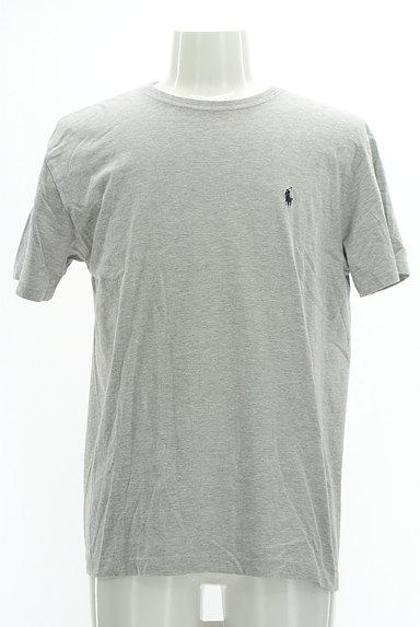 Polo Ralph Lauren(ポロラルフローレン)の古着「ワンポイント刺繍Tシャツ(Tシャツ)」大画像1へ