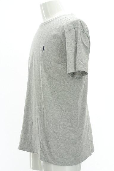 Polo Ralph Lauren(ポロラルフローレン)の古着「ワンポイント刺繍Tシャツ(Tシャツ)」大画像3へ
