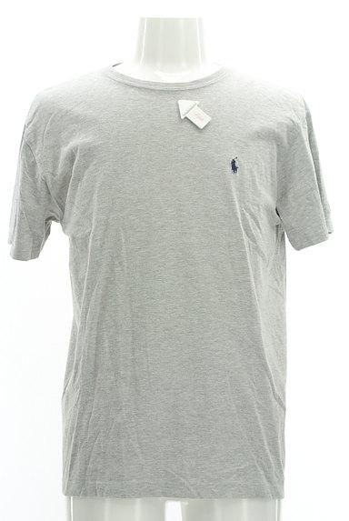 Polo Ralph Lauren(ポロラルフローレン)の古着「ワンポイント刺繍Tシャツ(Tシャツ)」大画像4へ