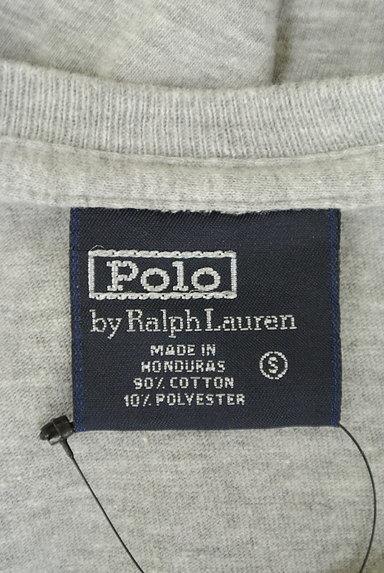 Polo Ralph Lauren(ポロラルフローレン)の古着「ワンポイント刺繍Tシャツ(Tシャツ)」大画像6へ