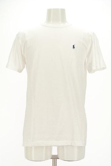 Polo Ralph Lauren(ポロラルフローレン)の古着「ワンポイントTシャツ(Tシャツ)」大画像1へ