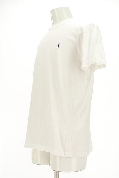 Polo Ralph Lauren(ポロラルフローレン)の古着「ワンポイントTシャツ(Tシャツ)」大画像3へ