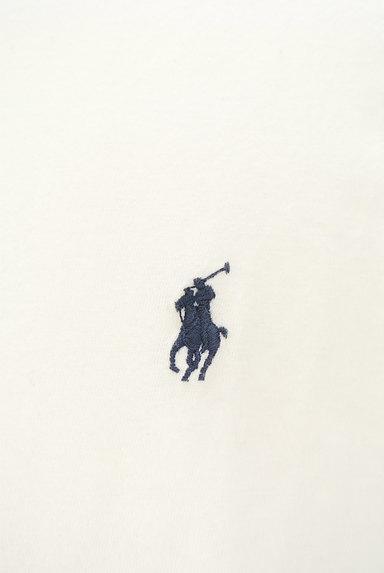 Polo Ralph Lauren(ポロラルフローレン)の古着「ワンポイントTシャツ(Tシャツ)」大画像4へ