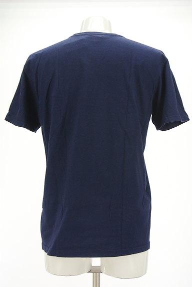 Polo Ralph Lauren(ポロラルフローレン)の古着「ロゴ刺繍ベーシックTシャツ(Tシャツ)」大画像2へ