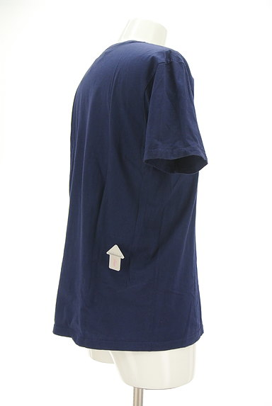 Polo Ralph Lauren(ポロラルフローレン)の古着「ロゴ刺繍ベーシックTシャツ(Tシャツ)」大画像4へ
