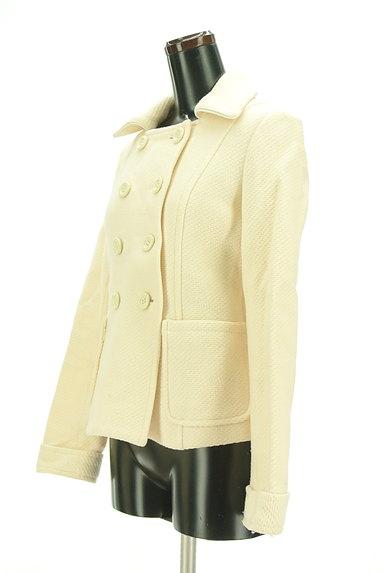 JILLSTUART(ジルスチュアート)の古着「ショートダブルブレストPコート(コート)」大画像3へ