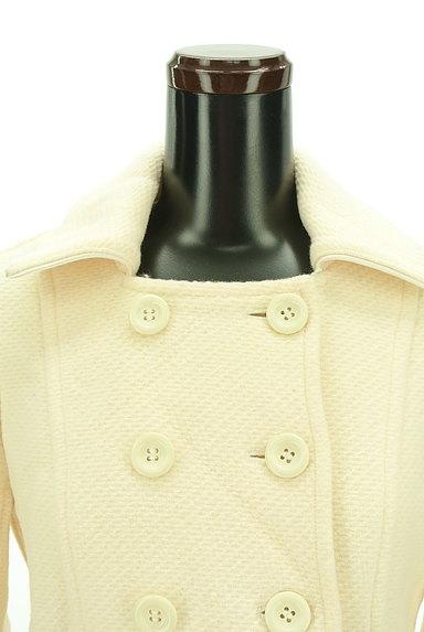 JILLSTUART(ジルスチュアート)の古着「ショートダブルブレストPコート(コート)」大画像4へ