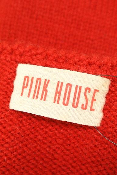 PINK HOUSE(ピンクハウス)の古着「カラフルロゴニットセーター(ニット)」大画像6へ