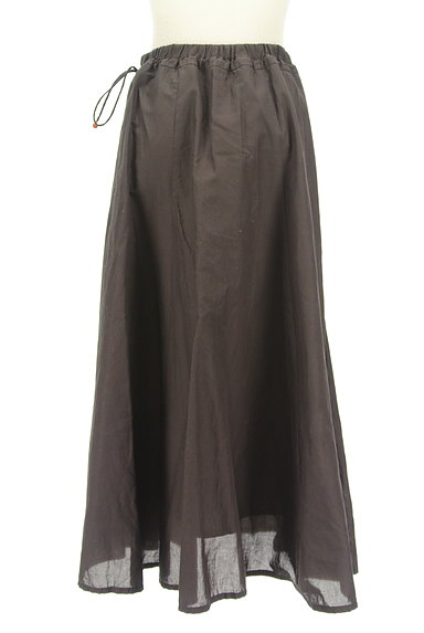 PAL'LAS PALACE(パラスパレス)の古着「ロングフレアスカート(ロングスカート・マキシスカート)」大画像2へ