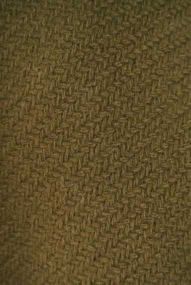 INDIVI(インディヴィ)の古着「Aラインショートコート(コート)」大画像5へ