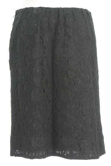 LOUNIE(ルーニィ)の古着「膝丈総レーススカート(スカート)」大画像2へ