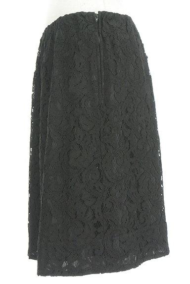 LOUNIE(ルーニィ)の古着「膝丈総レーススカート(スカート)」大画像3へ