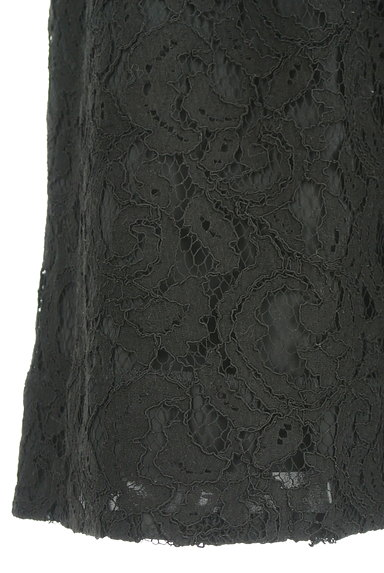LOUNIE(ルーニィ)の古着「膝丈総レーススカート(スカート)」大画像5へ