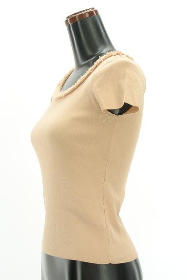 COUP DE CHANCE(クードシャンス)の古着「襟ぐりファーストレッチニット(ニット)」大画像3へ