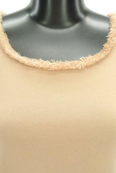 COUP DE CHANCE(クードシャンス)の古着「襟ぐりファーストレッチニット(ニット)」大画像4へ