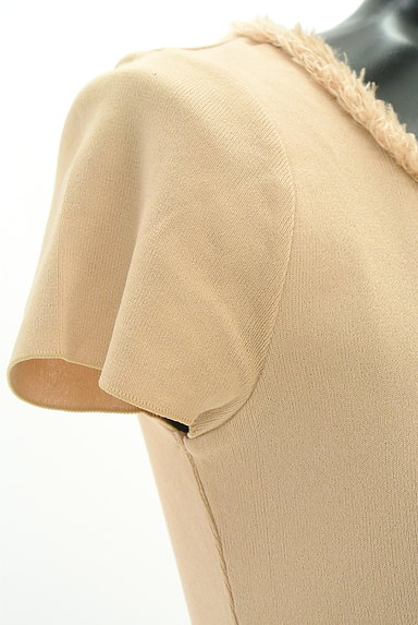 COUP DE CHANCE(クードシャンス)の古着「襟ぐりファーストレッチニット(ニット)」大画像5へ