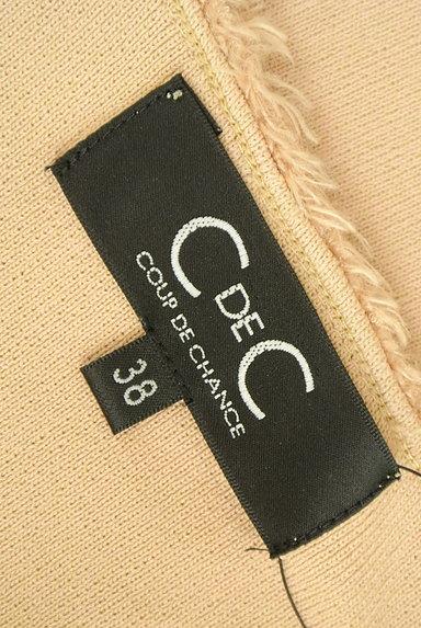 COUP DE CHANCE(クードシャンス)の古着「襟ぐりファーストレッチニット(ニット)」大画像6へ