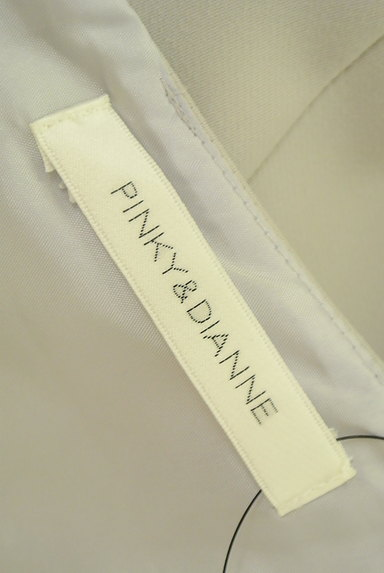 Pinky&Dianne(ピンキー&ダイアン)の古着「ベルト付き膝下丈ワンピース(ワンピース・チュニック)」大画像6へ