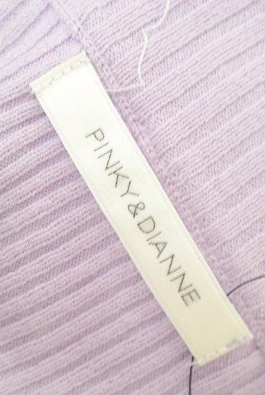 Pinky&Dianne(ピンキー&ダイアン)の古着「ボートネックリブニット(ニット)」大画像6へ