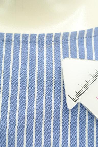 UNITED ARROWS(ユナイテッドアローズ)の古着「ベルスリーブストライプ柄カットソー(カットソー・プルオーバー)」大画像5へ