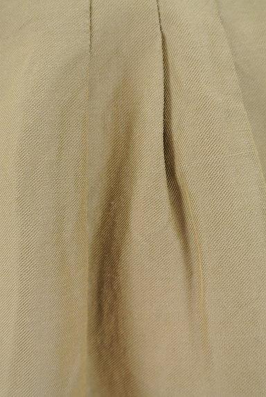 SCAPA(スキャパ)の古着「膝下丈微光沢スカート(ロングスカート・マキシスカート)」大画像5へ