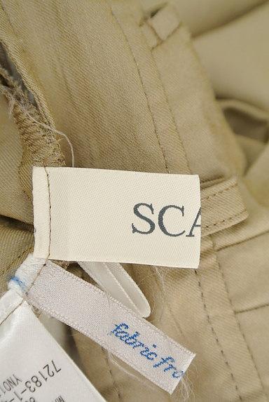 SCAPA(スキャパ)の古着「膝下丈微光沢スカート(ロングスカート・マキシスカート)」大画像6へ