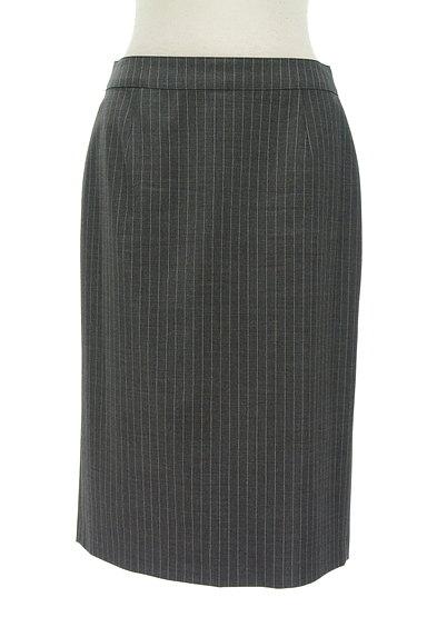 Paul Stuart(ポールスチュアート)の古着「ピンストライプ柄膝下丈スカート(スカート)」大画像1へ