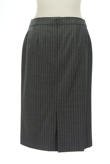 Paul Stuart(ポールスチュアート)の古着「ピンストライプ柄膝下丈スカート(スカート)」大画像2へ
