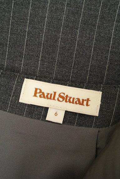 Paul Stuart(ポールスチュアート)の古着「ピンストライプ柄膝下丈スカート(スカート)」大画像6へ