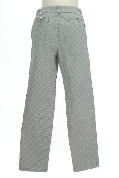 Paul Stuart(ポールスチュアート)の古着「千鳥格子柄ストレートパンツ(パンツ)」大画像2へ