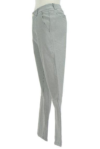 Paul Stuart(ポールスチュアート)の古着「千鳥格子柄ストレートパンツ(パンツ)」大画像3へ