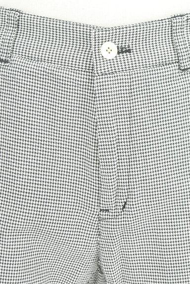 Paul Stuart(ポールスチュアート)の古着「千鳥格子柄ストレートパンツ(パンツ)」大画像4へ